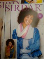 Sirdar colourwheel pattern 8034